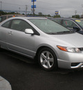 honda civic 2008 silver coupe ex gasoline 4 cylinders front wheel drive automatic 13502