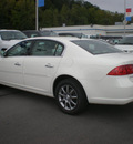buick lucerne 2007 white sedan cxl gasoline 6 cylinders front wheel drive automatic 13502