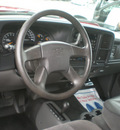 chevrolet silverado 1500 2006 red pickup truck gasoline 8 cylinders 4 wheel drive automatic 13502