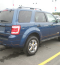 ford escape 2008 blue suv xlt gasoline 6 cylinders all whee drive automatic with overdrive 13502