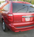 chrysler town country 2007 red van touring ed gasoline 6 cylinders front wheel drive automatic 13502