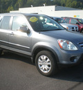 honda cr v 2006 gray suv se gasoline 4 cylinders all whee drive automatic 13502