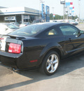 ford mustang 2007 black coupe gt gasoline 8 cylinders rear wheel drive 5 speed manual 13502