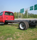 ford f 450 2008 red super duty 8 cylinders automatic 13502