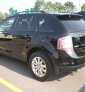 ford edge 2008 black suv sel gasoline 6 cylinders all whee drive automatic with overdrive 13502