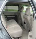 ford edge 2007 silver suv sel gasoline 6 cylinders all whee drive automatic with overdrive 13502
