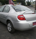 dodge neon 2003 silver sedan sxt gasoline 4 cylinders sohc front wheel drive automatic with overdrive 13502