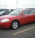 chevrolet impala 2008 red sedan lt gasoline 6 cylinders front wheel drive automatic 13502