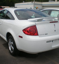 pontiac g5 2007 white coupe gasoline 4 cylinders front wheel drive automatic 13502
