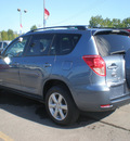 toyota rav4 2007 blue suv gasoline 6 cylinders 4 wheel drive automatic 13502