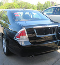 ford fusion 2007 black sedan sel gasoline 6 cylinders all whee drive automatic 13502