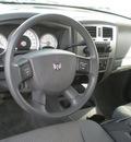 dodge dakota 2007 gray gasoline 8 cylinders 4 wheel drive automatic 13502