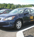 honda accord 2008 blue sedan lx p gasoline 4 cylinders front wheel drive automatic 13502