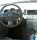 nissan maxima 2004 red sedan gasoline 6 cylinders front wheel drive automatic 13502