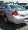chevrolet impala 2008 silver sedan lt gasoline 6 cylinders front wheel drive automatic 13502