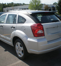 dodge caliber 2008 gray hatchback sxt gasoline 4 cylinders front wheel drive automatic 13502