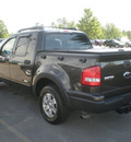 ford sport trac 2007 gray suv xlt gasoline 6 cylinders 4 wheel drive automatic with overdrive 13502