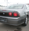 chevrolet impala 2005 gray sedan gasoline 6 cylinders front wheel drive automatic 13502