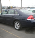 chevrolet impala 2008 blue sedan lt gasoline 6 cylinders front wheel drive automatic 13502