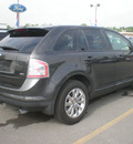 ford edge 2007 gray suv sel gasoline 6 cylinders front wheel drive automatic 13502