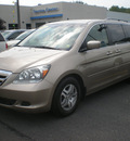 honda odyssey 2005 gold van ex gasoline 6 cylinders front wheel drive automatic 13502