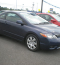 honda civic 2008 blue coupe lx gasoline 4 cylinders front wheel drive automatic 13502