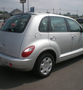 chrysler pt cruiser 2007 silver wagon gasoline 4 cylinders front wheel drive automatic with overdrive 13502