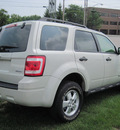 ford escape 2008 green suv xlt gasoline 4 cylinders all whee drive automatic with overdrive 13502