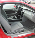 ford mustang 2006 red coupe gasoline 6 cylinders rear wheel drive standard 13502