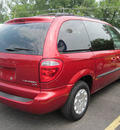chrysler voyager 2003 red van lx flex fuel 6 cylinders front wheel drive automatic 13502