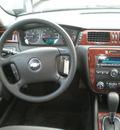 chevrolet impala 2008 blue sedan lt gasoline 6 cylinders front wheel drive automatic 13502