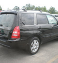 subaru forester 2004 black suv 2 5 xt gasoline 4 cylinders all whee drive automatic 13502
