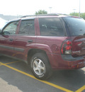 chevrolet trailblazer 2005 maroon suv gasoline 6 cylinders 4 wheel drive automatic 13502