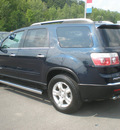 gmc acadia 2007 blue suv gasoline 6 cylinders all whee drive automatic 13502