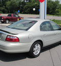 mercury sable 2005 light green sedan ls premium gasoline 6 cylinders front wheel drive automatic with overdrive 13502