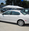 jaguar x type 2006 white sedan 3 0 gasoline 6 cylinders all whee drive automatic 13502