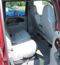 ford f 350 2006 red super duty diesel 8 cylinders 4 wheel drive automatic 13502