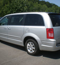 chrysler town country 2008 silver van touring gasoline 6 cylinders front wheel drive automatic 13502