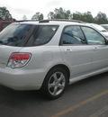 subaru impreza 2007 white wagon 2 5i gasoline 4 cylinders all whee drive automatic 13502