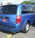 dodge grand caravan 2008 blue van se gasoline 6 cylinders front wheel drive automatic 13502