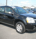 chevrolet equinox 2007 black suv gasoline 6 cylinders front wheel drive automatic 13502