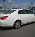 toyota avalon 2007 white sedan gasoline 6 cylinders front wheel drive automatic 13502