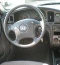 hyundai elantra 2006 silver sedan gasoline 4 cylinders front wheel drive automatic 13502