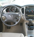 toyota highlander 2003 red suv gasoline 6 cylinders all whee drive automatic with overdrive 13502