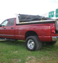 dodge ram 3500 2007 red gasoline 8 cylinders 4 wheel drive automatic with overdrive 13502