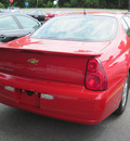 chevrolet monte carlo 2006 red coupe lt flex fuel 6 cylinders front wheel drive automatic 13502