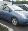 toyota prius 2007 blue hatchback hybrid 4 cylinders front wheel drive automatic 13502