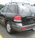 hyundai santa fe 2006 black suv gasoline 6 cylinders all whee drive automatic 13502