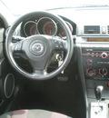 mazda mazda3 2005 gray sedan s gasoline 4 cylinders front wheel drive automatic 13502