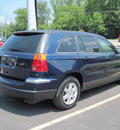 chrysler pacifica 2005 blue suv touring gasoline 6 cylinders front wheel drive automatic 13502